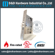 Fire rated Mortise Lock -DDML6487A