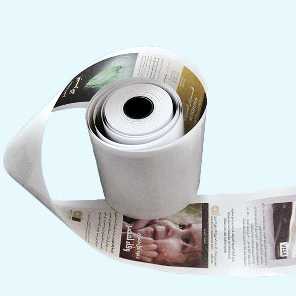 Printed Paper rolls