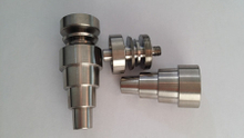 10&14&19mm 6 IN 1 domeless titanium nail mail and femail