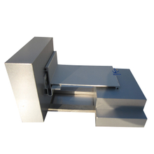 Wall to wall aluminum plate cover expansion joint MSN-QDK