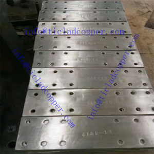 GR2 TITANIUM CLAD COPPER ANODE BAR