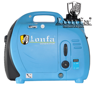 2KVA DIGITAL INVERTER GASOLINE GENERATOR