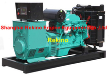 Cummins 152-226KW 60HZ Diesel genset generator set