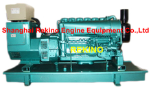 Deutz BF6L913C 100KW 50HZ Air cooled diesel generator set