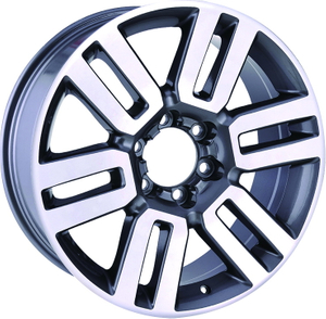 W0603 Toyota Prado Highlander alloy wheel Replica Alloy Wheel / Wheel Rim