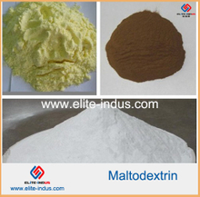 white yellow brown Maltodextrin