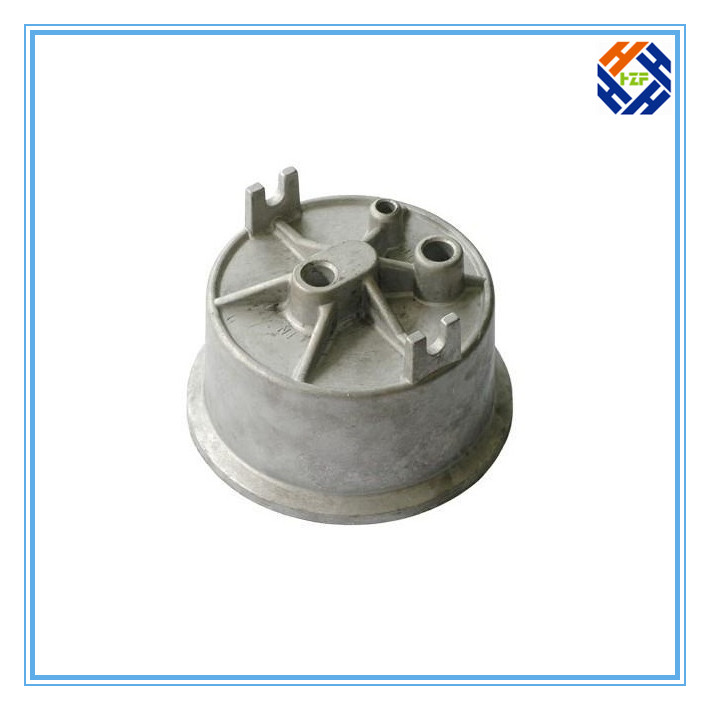 Investment Casting Parts for Machinery Parts Flange-3