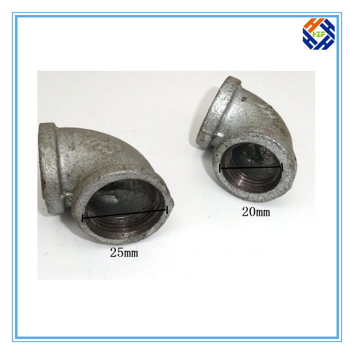 2 Ss304 Stainless Steel Elbow Pipe Fitting-2