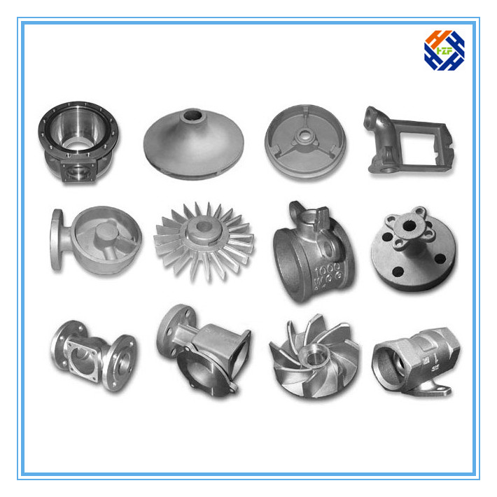 Alloy Steel Precision Casting-5