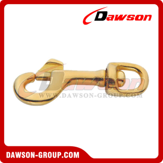 98B Bolt Snap Swivel Round Eye