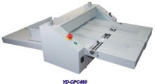 Table-Top Multi-Purpose Creasing Machine (YD-CPC480(manual feeding)/YD-480A)