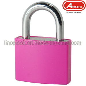 Aluminum Alloy Padlock ABS Coated. Waterproof Padlock (603)