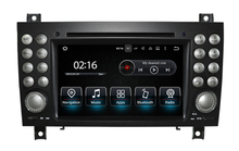 2+16G android 7.1car stereo for benz slk 3G or wifi Internet
