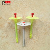 Red cap insulation anchor