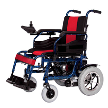 Wofftown116 Aluminum Folding Power Mobility Wheelchair