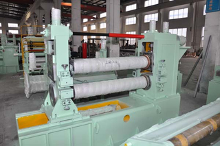 stainless steel slitting line machine