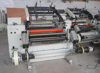 FW550/900 fax paper slitter and rewinder