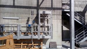 Folded balcony Aluminum