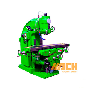 X5040 High Quality Universal Knee Type Vertical Milling Machine