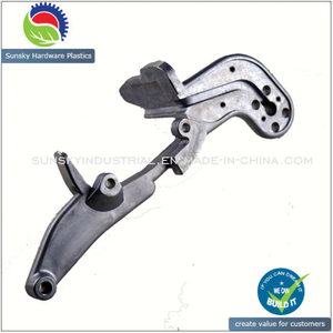 Die Casting Manufacturer, High Pressure Aluminium Holder Rack Die Casting