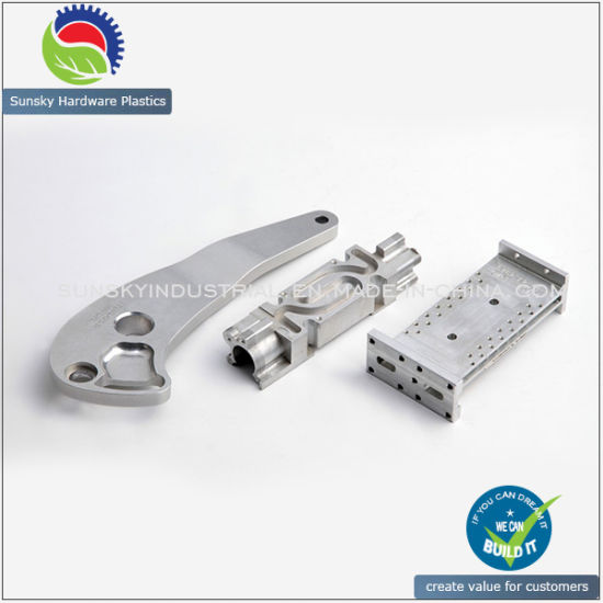 Customized High Quality CNC Machined Spare Part (AL12022)