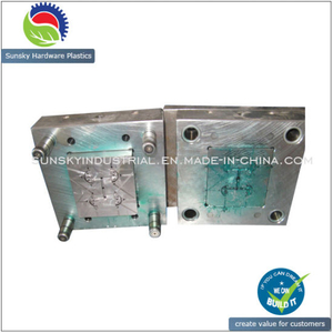 High Quality Precision Injection Mold, Plastic Button Mould (MD25019)