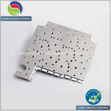CNC Milling Machining Precision Plate for Telecom Industry Device (AL12081)