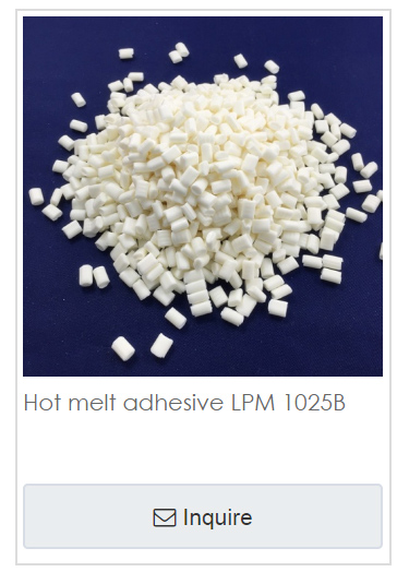 Hot melt adhesives 1025B 20180918