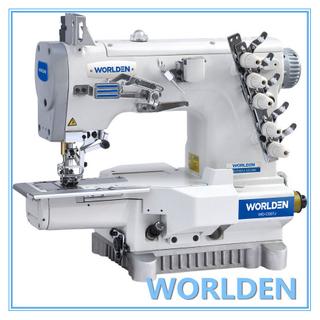WD-C007J超级高速互锁缝纫机系列