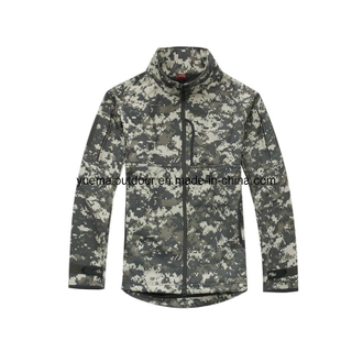 High Quality Army Softshell Jacket in Acu