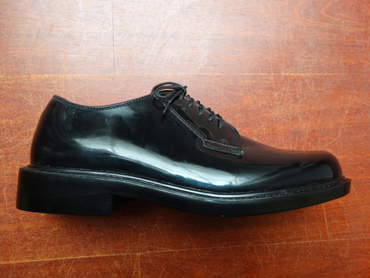 Army High Quality Office Leather Shoes