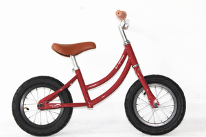 12″ Balance bike Girl's kid bike
