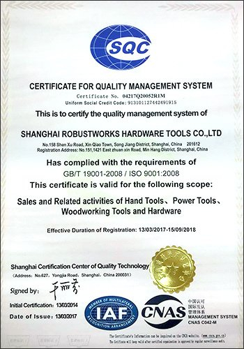 Certificate-of-ISO9001