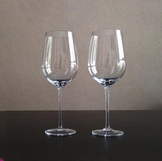 Wine glass,stem wine glass cup, wine glass manufacturer,transparent ,printing logo available