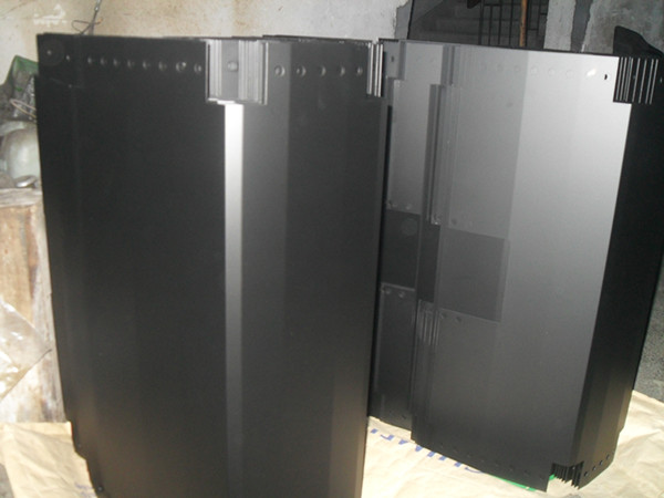 2014 Hot Sale Welding Aluminum Security Door Made in China