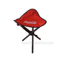 Personalized Logo Portable Outdoor Aluminum Alloy Folding Fishing Stool