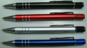Tailored Elegant Slim Metal Pen