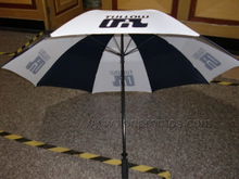 Tullow Oil Logo Promotional Gift Two lLyer Windproof Golf Umbrella