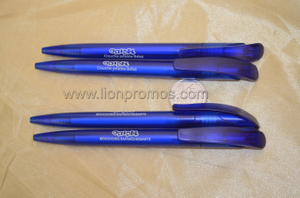 Oridel Logo Cheap Plastic Gift Ball Pen