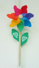 Customized Printing Promotional Gift Toy Pinwheel