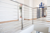 Satin Finish Stainless Steel Cable Balustrade