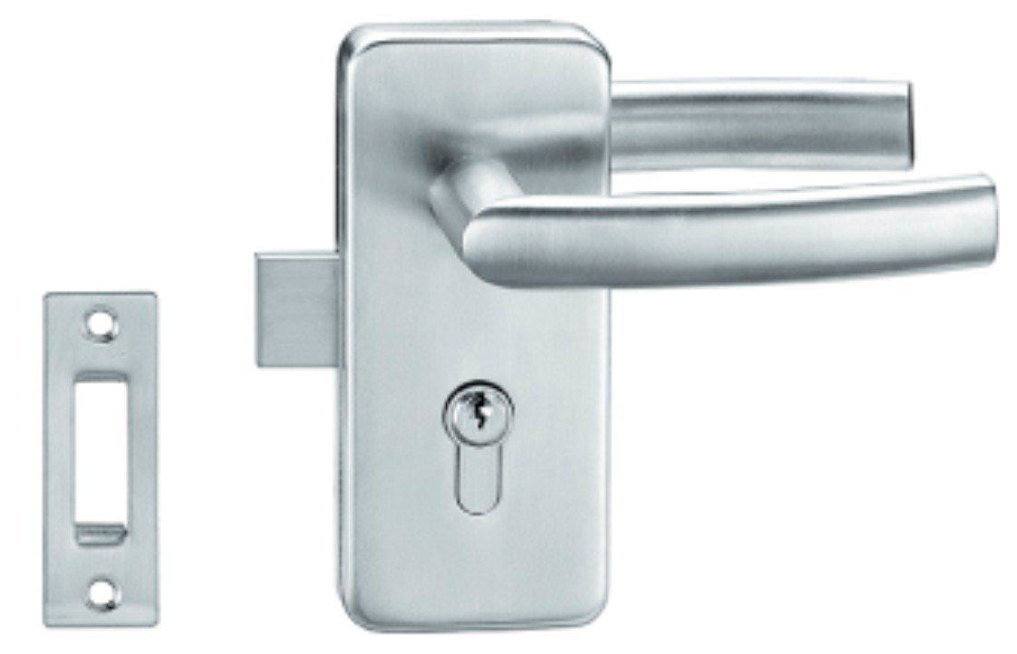 Glass door lock FS-201