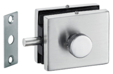 Glass door lock FS-251