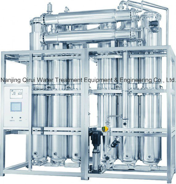 Injection Used Distilled Water Making Machine