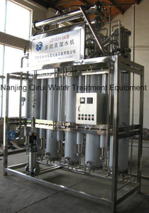 Multiple Effect Distilled Water Machine / MED Distiller