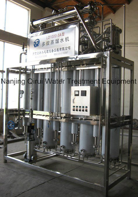 Multiple Effect Distilled Water Machine / MED