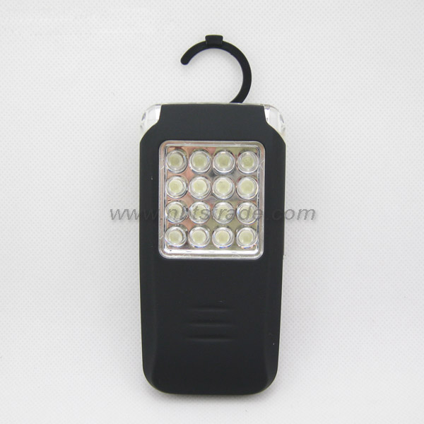16LED Working Light with Flashlight