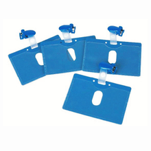 Customized Plastic Id Card Holder for Personeel