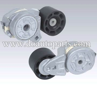 Belt tensioner for American truck