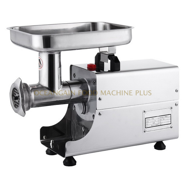 Heavy Duty Electric Stainless Steel Kitchen Food Meat Mincer Commercial Butcher Mincer